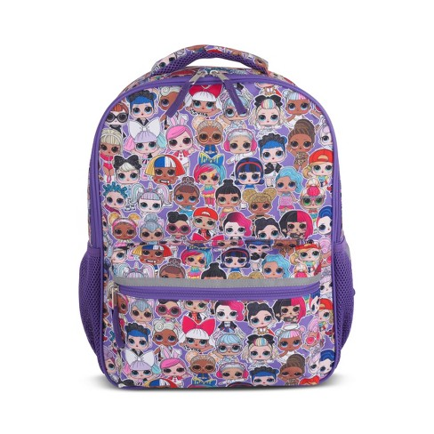 L.O.L. Surprise! 16'' Kids' Backpack - Purple - image 1 of 4