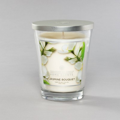 Jar Candle Jasmine Bouquet Home Scents by Chesapeake Bay Candles