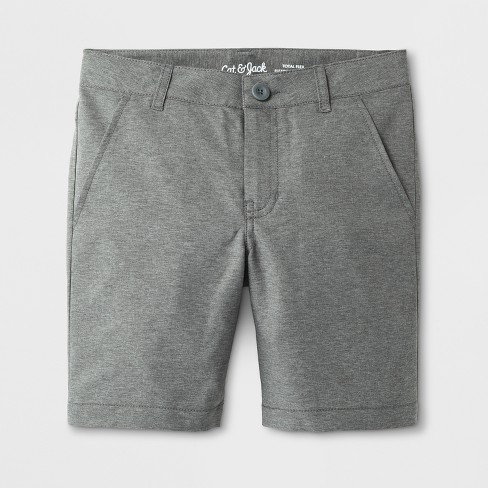 Boys' Quick Dry Chino Shorts - Cat & Jack™ - image 1 of 3