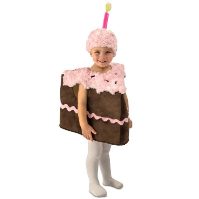 Princess Paradise Toddler Piece of Cake Costume 18M-2T