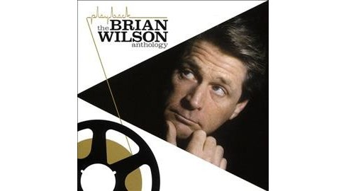 Brian Wilson - Playback:Brian Wilson Anthology (CD) - image 1 of 1