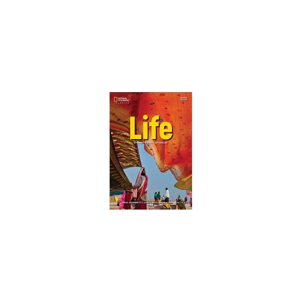 Life Advanced + App Code - by John Hughes & Paul Dummett & Helen Stephenson (Paperback)