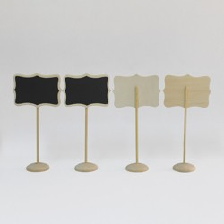 Black Placecard Holder - Spritz™