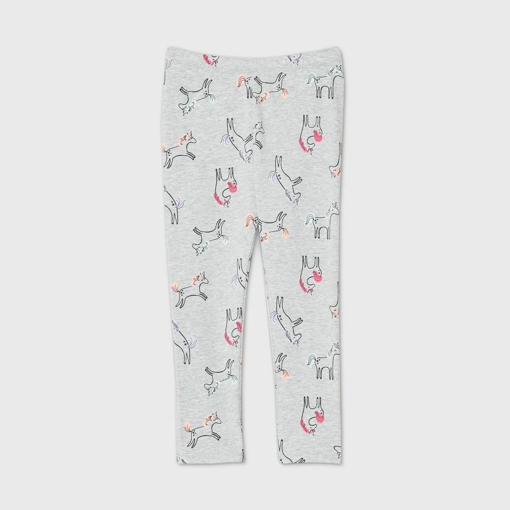 Cheap Toddler Girls' Unicorn Leggings - Cat & Jack™