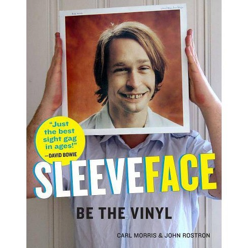 Sleeveface - by  John Rostron & Carl Morris (Hardcover) - image 1 of 1