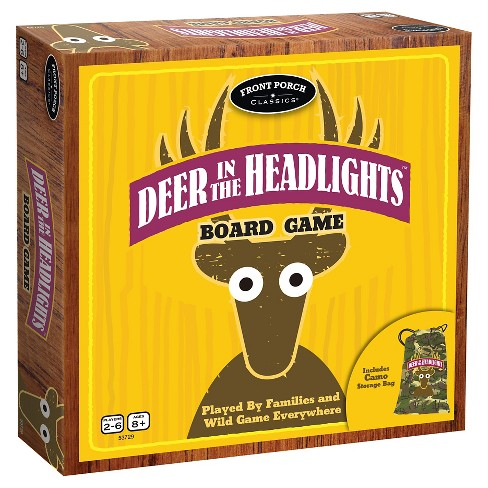 Front Porch Classics Front Porch Classics Deer in the Headlights Board Game - image 1 of 2