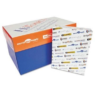 HiTouch Business Services Multipurpose Copy Paper 20lb 81/2 x 14 White 5000/Carton MOPREPORT14