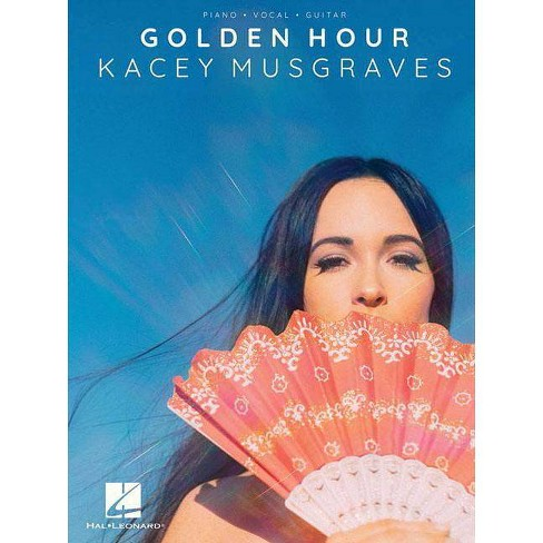 Kacey Musgraves - Golden Hour - (Paperback) - image 1 of 1