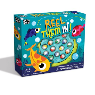 Anker Play Reel Them In Fishing Game   2-4 Players