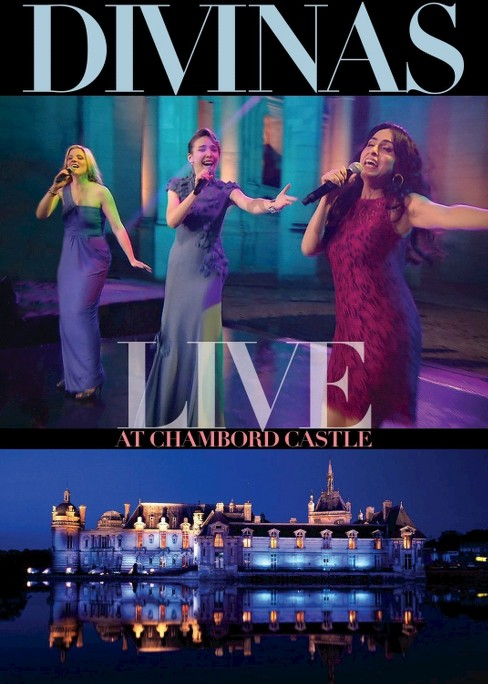 Divinas:Live at chambord castle (DVD) - image 1 of 1