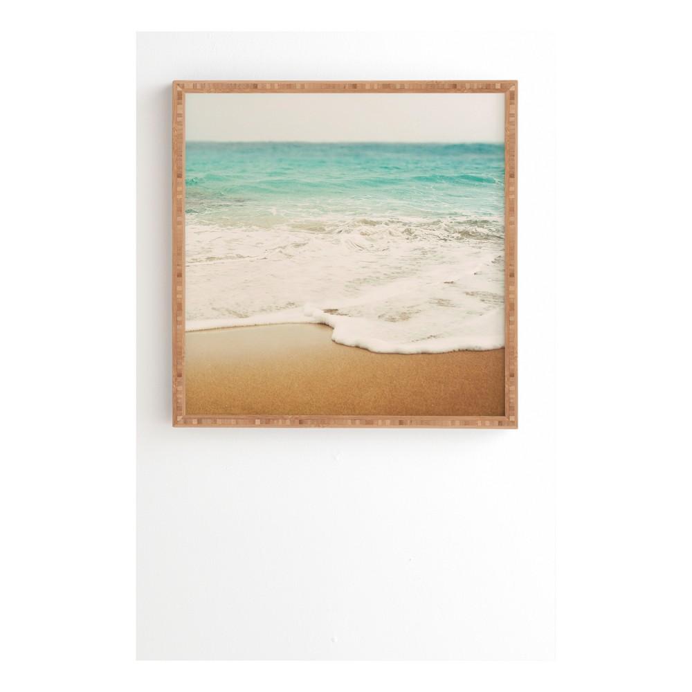 Bree Madden Ombre Beach Framed Wall Art 30