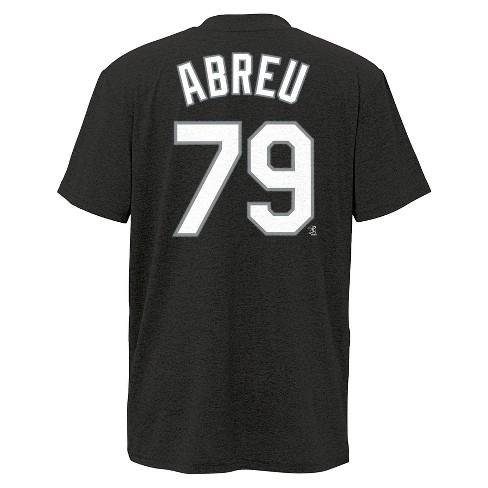 cd487f256c6 Chicago White Sox Boys' Jos Abreu T-Shirt Jersey S : Target