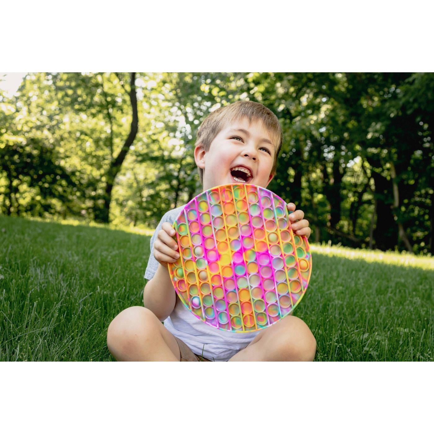 Chuckle & Roar Pop It! XL The Jumbo Bubble Popping Fidget