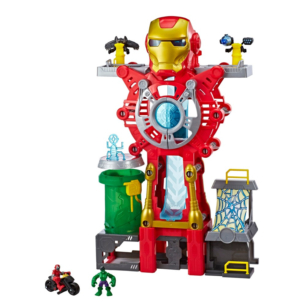 Marvel Iron Man Headquarters