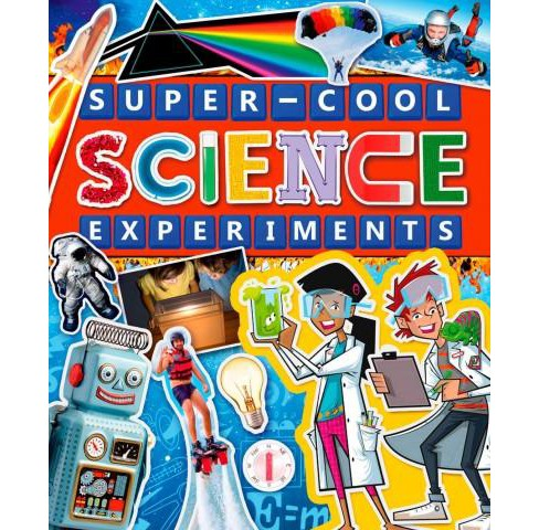 Supercool Science Experiments (Paperback) - image 1 of 1