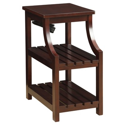 End Table Espresso Brown - Acme Furniture