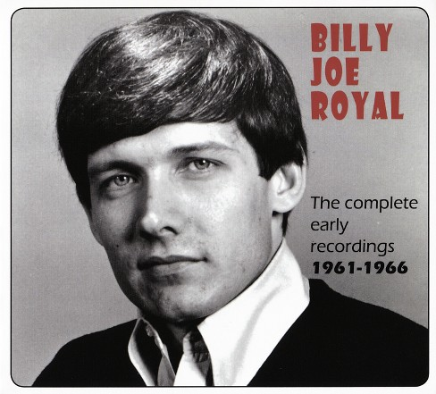 Billy joe royal - Comp early recordings 61-66 (CD) - image 1 of 1