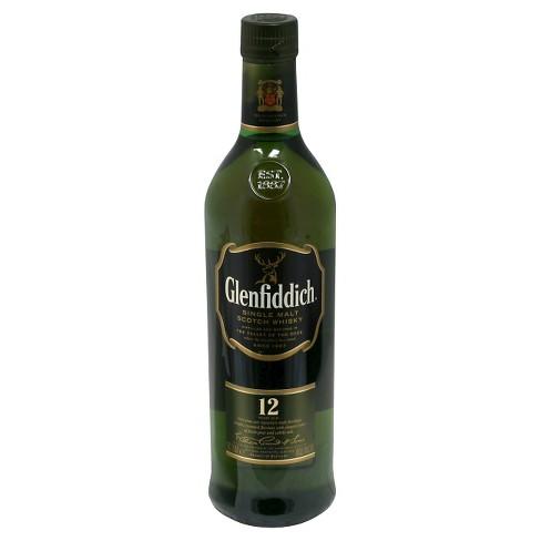 Glenfiddich® Scotch - 750mL Bottle - image 1 of 1