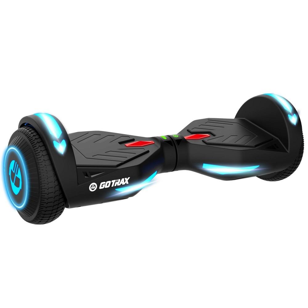 Gotrax Nova Hoverboard With Self Balancing Mode Black