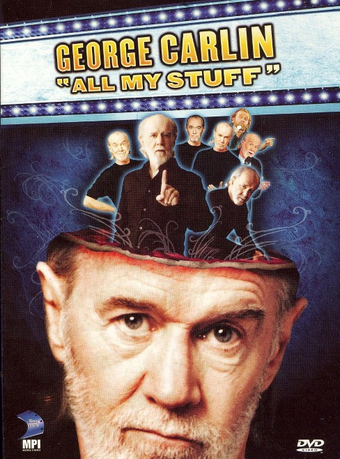 George carlin:All my stuff (DVD) - image 1 of 1