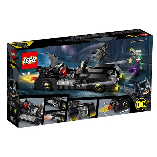 LEGO Super Heroes DC Comics Batman Batmobile: Pursuit of The Joker 76119 image number null