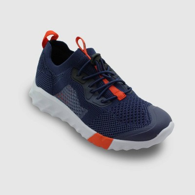 Kids' Dash Toggle Performance Athletic Shoes - All In Motion™ Navy 4