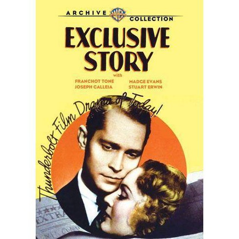 Exclusive Story (DVD) - image 1 of 1