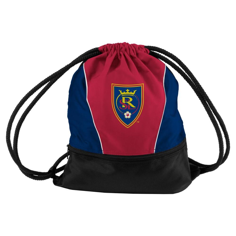 Mls Real Salt Lake Sprint Drawstring Bag