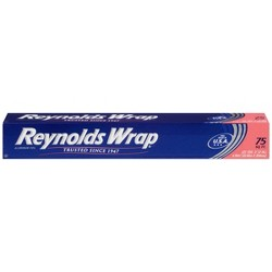 Reynolds Wrap Standard Aluminum Foil - 75 sq ft