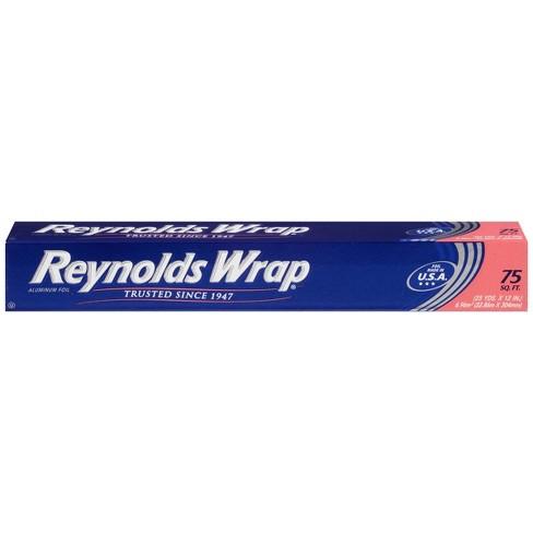 Reynolds Wrap Standard Aluminum Foil - 75 sq ft - image 1 of 4