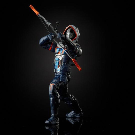 Marvel Legends Series Black Widow Taskmaster image number null