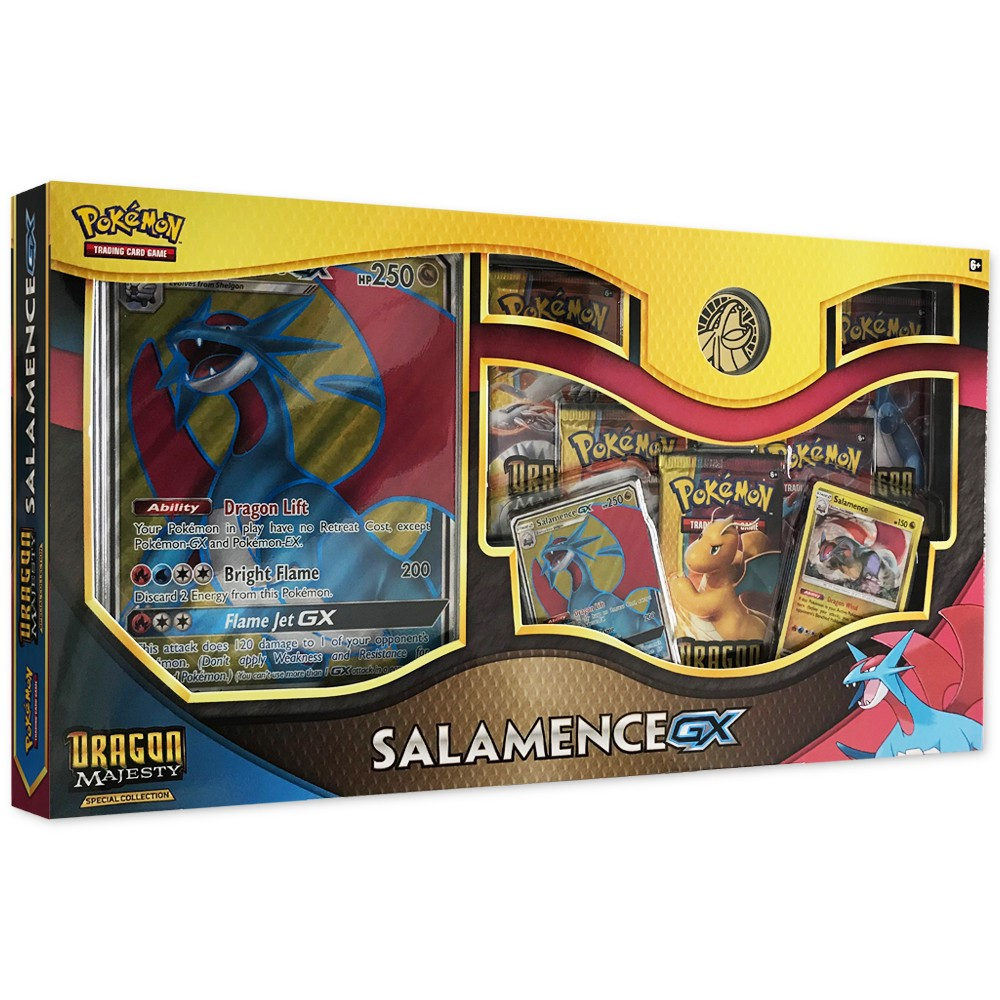 Pokemon Dragon Majesty Special Collection- Salamence