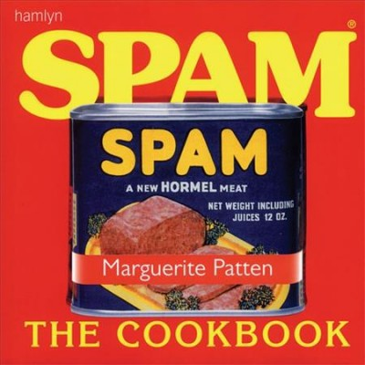 Spam the Cookbook - by Marguerite Patten (Hardcover)