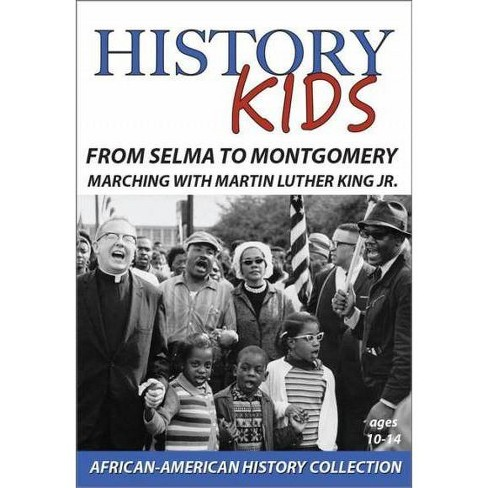 History Kids:From Selma To Montgomery (DVD) - image 1 of 1