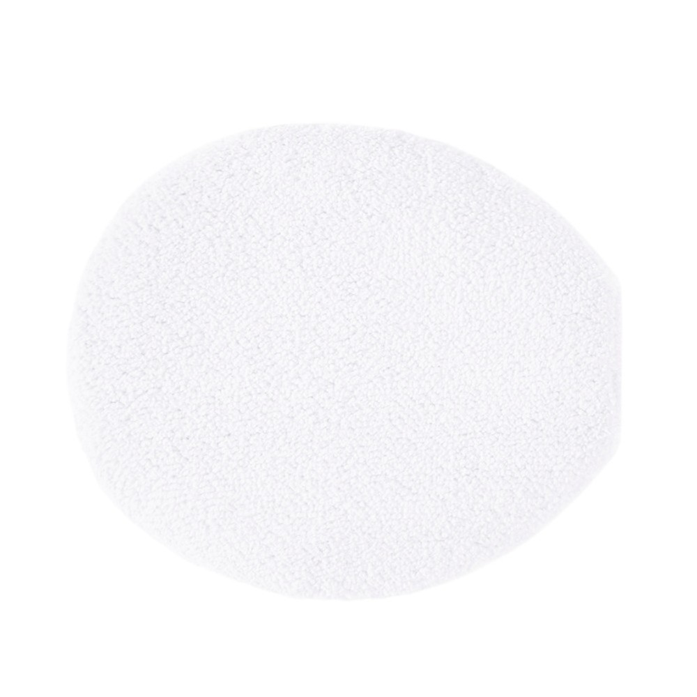 """Image of """"19""""""""x19"""""""" Marshmallow Resistant Toilet Lid Cover White"""""""