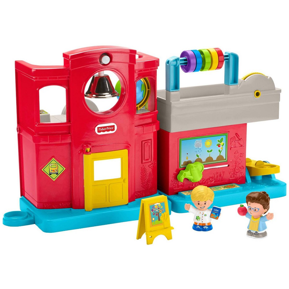 Fisher-Price Little People Friendly School was $36.49 now $25.54 (30.0% off)