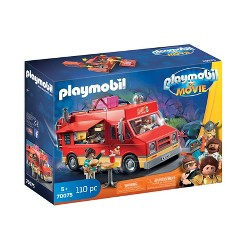 Playmobil Del's Food Truck with Marla