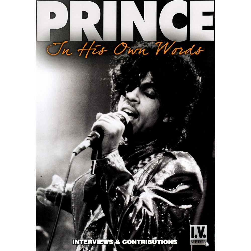 Prince:In His Own Words (Dvd)