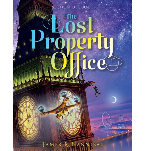Lost Property Office (Reprint) (Paperback) (James R. Hannibal) - image 1 of 1