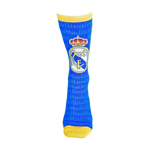 FIFA Real Madrid C.F. Casual Gold Tip socks - image 1 of 4