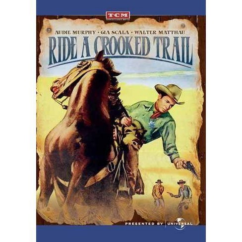 Ride A Crooked Trail (DVD) - image 1 of 1