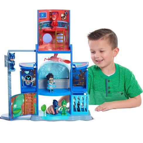 PJ Masks Mission Control Headquarters Playset - image 1 of 4