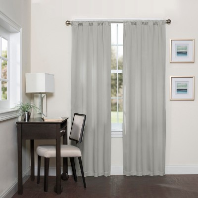 Darrell Thermaweave Blackout Curtain Panel - Eclipse