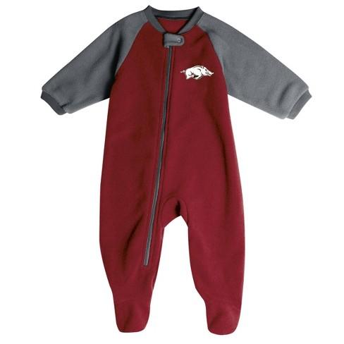 NCAA Arkansas Razorbacks Infant Blanket Sleeper  - image 1 of 2