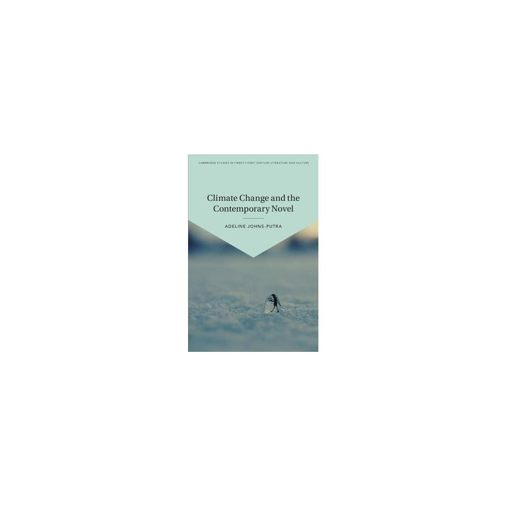 Climate Change and the Contemporary Novel - by Adeline Johns-Putra (Hardcover)
