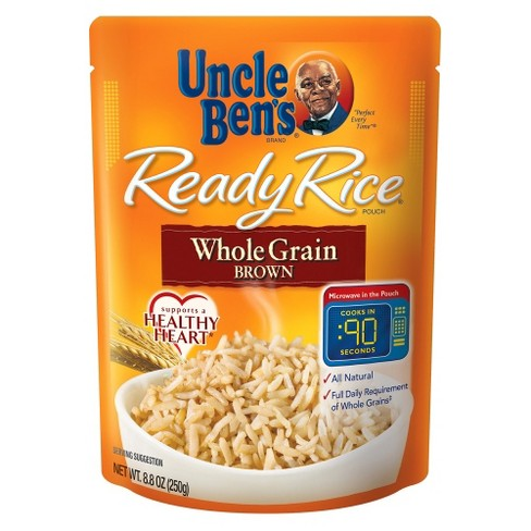 Uncle Ben's Ready Rice Whole Grain Brown - 8.8oz - image 1 of 1