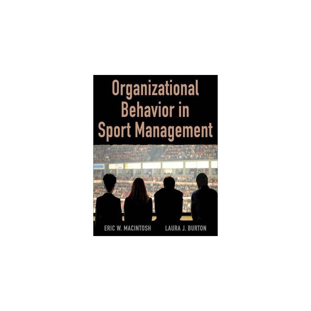 Organizational Behavior in Sport Management - (Paperback)
