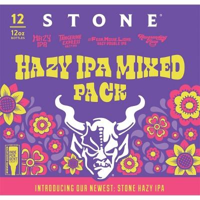Stone Brewing Variety Pack - 12pk/12 fl oz Bottles