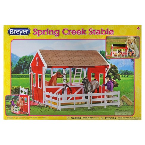 Breyer Classics Spring Creek Stable - image 1 of 2