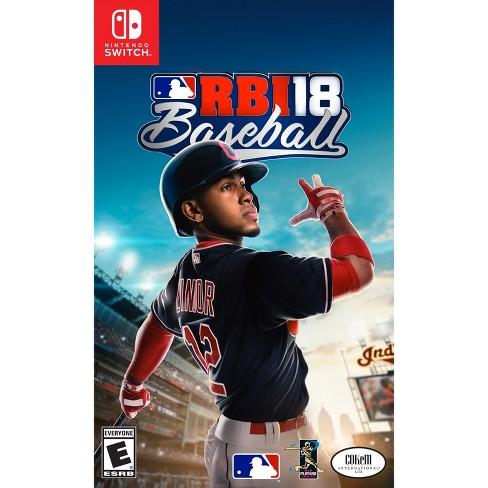 meet 9a106 c9cdd RBI 18 Baseball - Nintendo Switch   Target